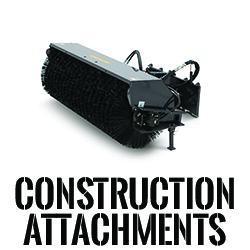 Construction Equipment Attachments